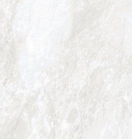 Vloertegels Silke Blanco gepolijst, gekalibreerd, 1.Keuz in 60x60x1 cm