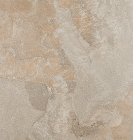 Bodenfliesen Feinsteinzeug Canyon Perla 75x75 cm