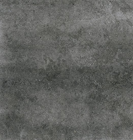 Floor Tiles Materia Grafito in matt, chamfered , calibrated, 1.Choice in 60x60x1 cm