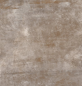 Dalles de sol Steeltech Oxido mat, chanfreinés, calibré, 1.Choice dans 60x60x1 cm