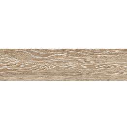 Bodenfliesen Feinsteinzeug Vinson Nogal 20x120x1 cm