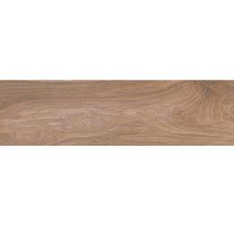 Bodenfliesen Feinsteinzeug Plank Miel 20x120x1 cm