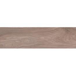 Bodenfliesen Feinsteinzeug Plank Noce 20x120x1 cm