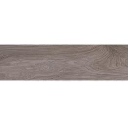 Bodenfliesen Feinsteinzeug Plank Chocolate 20x120x1 cm