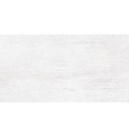 Bodenfliesen Feinsteinzeug Steeltech Blanco in 120x60x1 cm