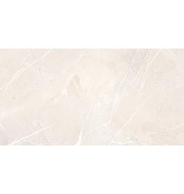 Dalles de sol Museum Ivory, poli, chanfreinés, calibré, 1.Choice dans 120x60x1 cm