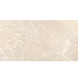 Floor Tiles Museum Cream in Polished, chamfered , calibrated, 1.Choice in 120x60x1 cm
