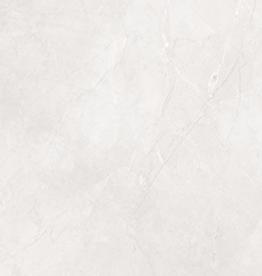 Bodenfliesen Feinsteinzeug Montecoto Blanco in 120x60x1 cm