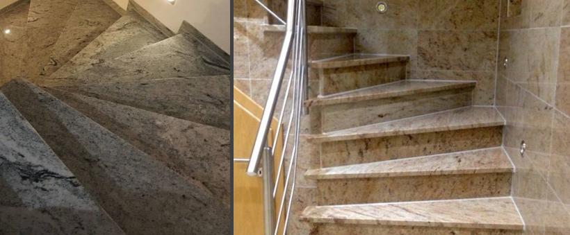 Von Granittreppen & Natursteintreppen bis hin zur passenden Granit & Naturstein Fensterbank
