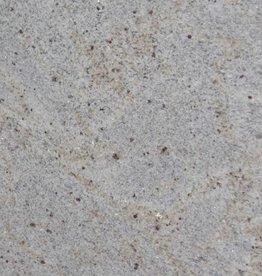 New Kashmir White Dalles en granit poli, chanfrein, calibré, 1ère qualité premium de choix dans 61x30,5x1 cm