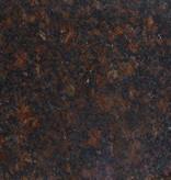 Tan Brown Dalles en granit
