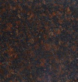 Tan Brown Dalles en granit poli, chanfrein, calibré, 1ère qualité premium de choix dans 61x30,5x1 cm