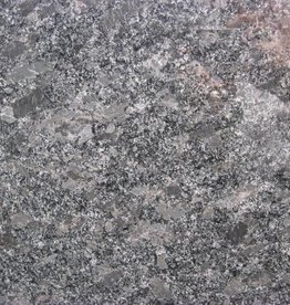 Steel Grey Granite Tiles Polished, Chamfer, Calibrated, 1st choice premium quality in 61x30,5x1 cm