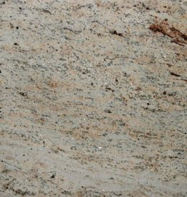 Shivakashi Ivory Brown Granitfliesen Poliert, Gefast, Kalibriert, 1.Wahl Premium Qualität in 61x30,5x1 cm