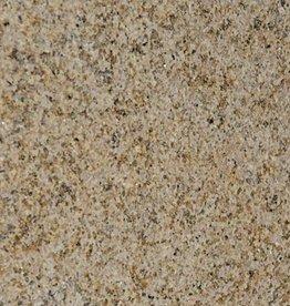Padang Jaune G-682 Dalles en granit poli, chanfrein, calibré, 1ère qualité premium de choix dans 61x30,5x1 cm