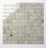 Kashmir White kamienia naturalnego mozaiki