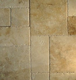 Travertine Tiles Beige Roman Association 1.Choice Premium Quality 1.2 cm in thickness