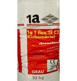 1-A TE C2 Colle flexible Gris 25 kg