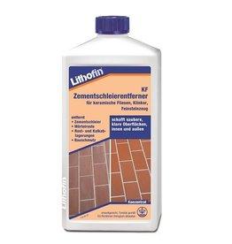 Lithofin KF Carrelage ciment dissolvant