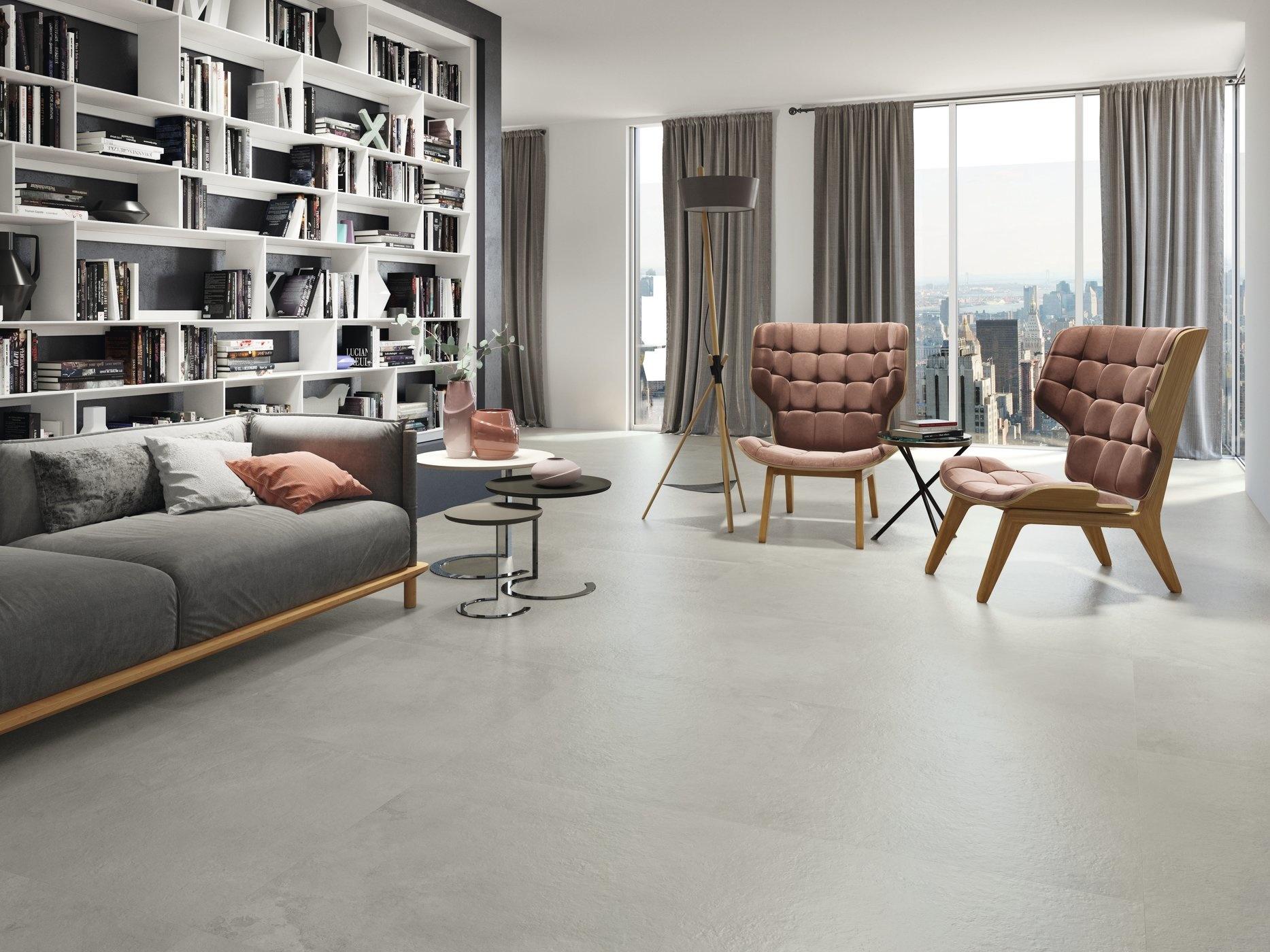 Floor Tiles Reims Ivory