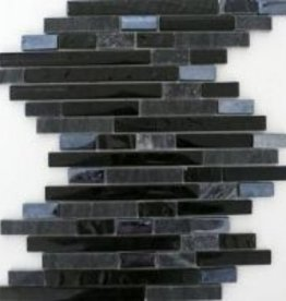 Pasha Glas Mozaïek Tegels 1. Keuz in 30x30x1 cm