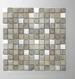 Cascara Mix mosaic tiles