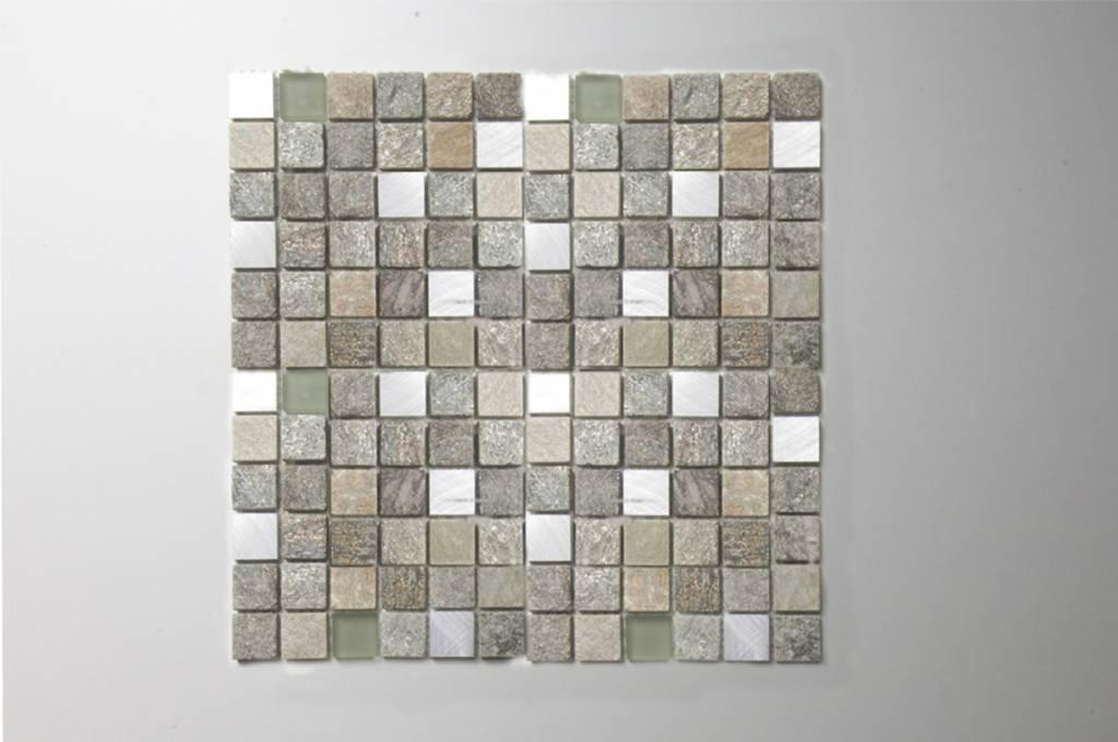carreaux de mosaïque Cascara mix