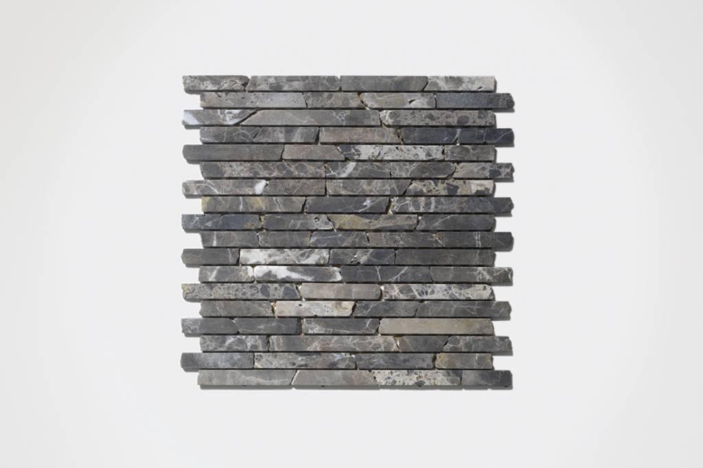 Castanao Emperador kamienia naturalnego mozaiki