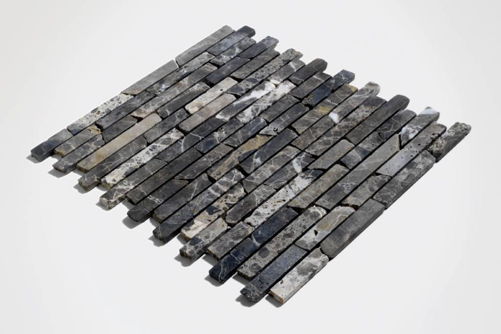 Castanao Emperador Natural stone mosaic tiles