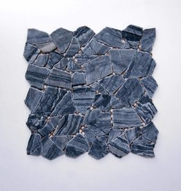 Stone kamienia naturalnego mozaiki 1 wybór w 30x30x1 cm