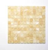 Elegance Gold natural stone mosaic tiles