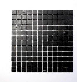 Nero Marquina Natuursteen Mozaïek Tegels 1. Keuz in 30x30x1 cm