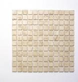 Rosa Perlino kamienia naturalnego mozaiki