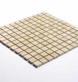 Rosa Perlino Natural stone mosaic tiles
