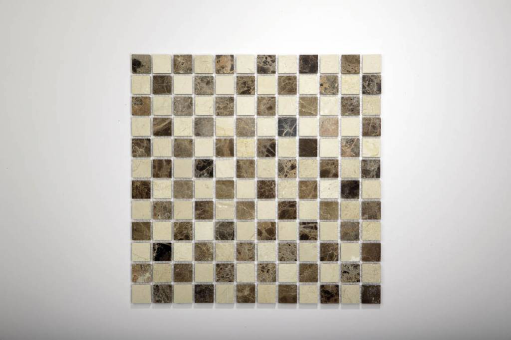 Florence Natuursteen Mozaïek Tegels