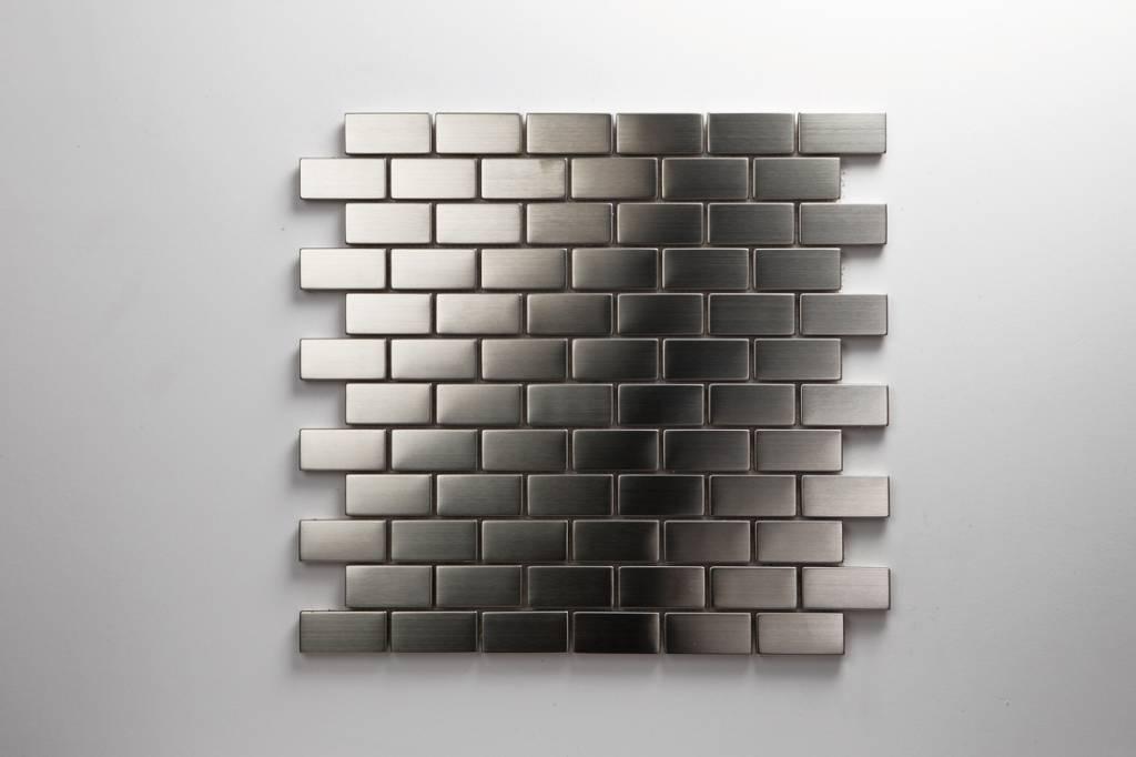 Iron Stainless Matal mosaic tiles