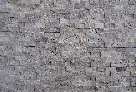 Travertine Tiles Silver