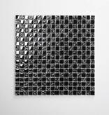 Perlmutt glas mosaic tiles