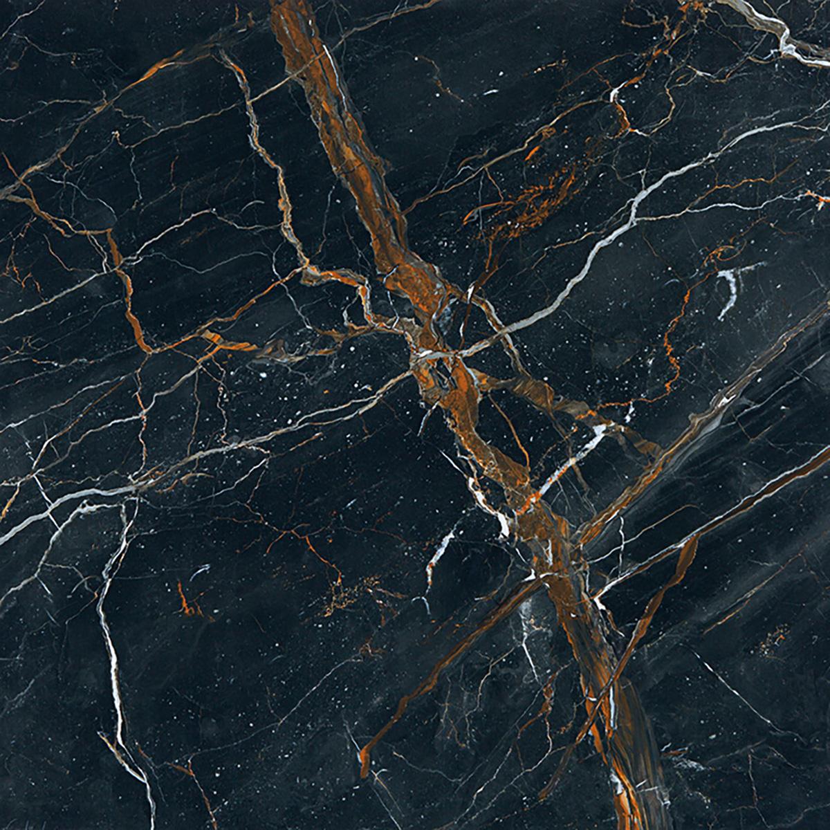 Floor Tiles Vanity Black