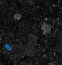 Blue In The Night Graniet Tegels Gepolijst, Facet, Gekalibreerd, 1.Keuz Premium kwaliteit in 61x30,5x1 cm