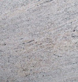Cielo White Granite Tiles Polished, Chamfer, Calibrated, 1st choice premium quality in 61x30,5x1 cm