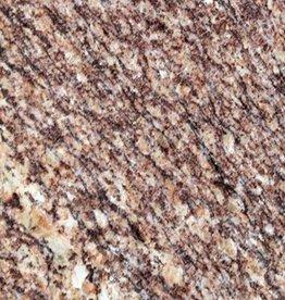 Giallo California Dalles en granit poli, chanfrein, calibré, 1ère qualité premium de choix dans 61x30,5x1 cm