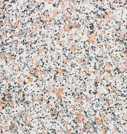 Rosa Beta Graniet Tegels Gepolijst, Facet, Gekalibreerd, 1.Keuz Premium kwaliteit in 61x30,5x1 cm