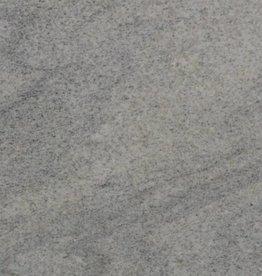 Imperial White Dalles en granit poli, chanfrein, calibré, 1ère qualité premium de choix dans 61x30,5x1 cm