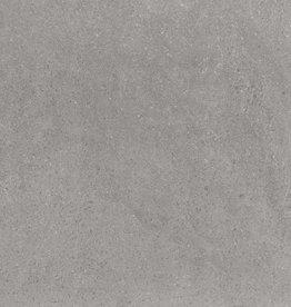 Terrassenplatten Feinsteinzeug Rockstone Grey 1. Wahl in 60x60x2 cm