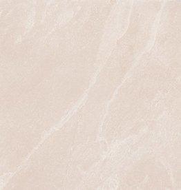 Terrassenplatten Feinsteinzeug Slate Beige 1. Wahl in 60x60x2 cm