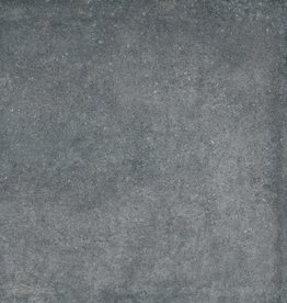 Concrete Nero Outdoor Tiles 1. Choice in 60x60x2 cm
