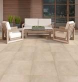 Concrete Sabbia Keramische Terrastegels