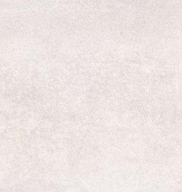 Terrassenplatten Feinsteinzeug Concrete Bianco 1. Wahl in 60x60x2 cm
