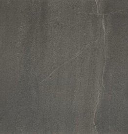 Terrassenplatten Feinsteinzeug Calcare Black 1. Wahl in 45x90x2 cm